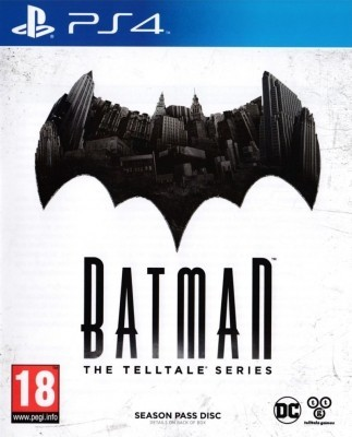 Игра Batman the Telltale Series (PS4) б\у