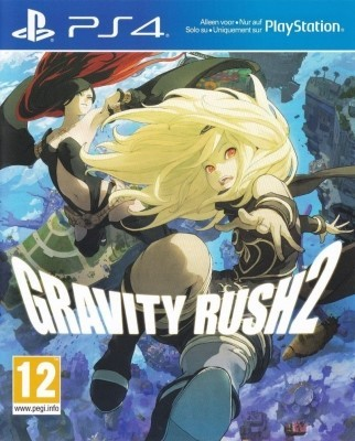 Игра Gravity Rush 2 (PS4) (rus)