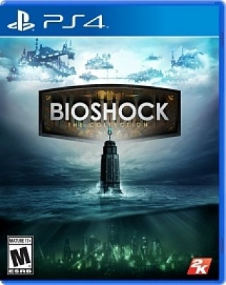 Игра BioShock: The Collection (только Bioshock Infinite) (PS4) б/у