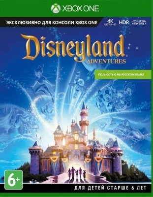 Игра Disneyland Adventures (Xbox One) (rus)