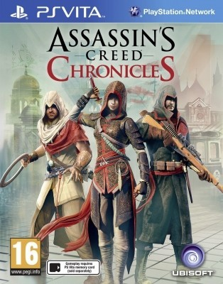 Игра Assassin's Creed: Chronicles (PS Vita)