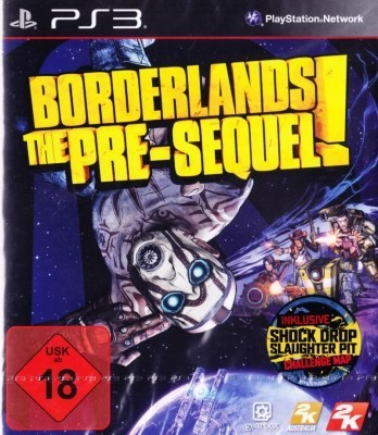 Игра Borderlands: The Pre-Sequel (PS3) (eng)