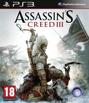 Игра Assassin's Creed 3 (PS3) (eng)