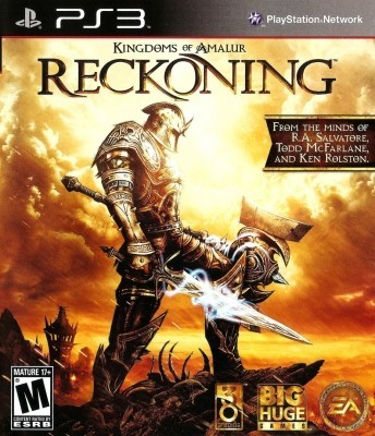 Игра Kingdoms of Amalur: Reckoning (PS3) (eng) б/у