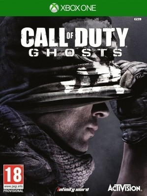 Игра Call of Duty: Ghosts (Xbox One) (rus)