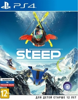 Игра Steep (PS4) б/у