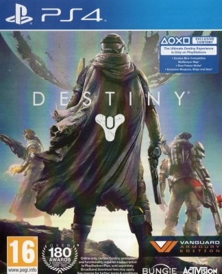 Игра Destiny (PS4) б/у (eng)