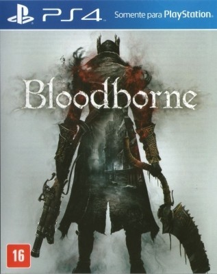 Игра Bloodborne (PS4) б/у (eng)