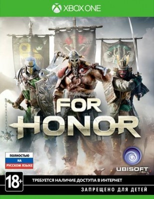 Игра For Honor (Xbox One) б/у (rus)