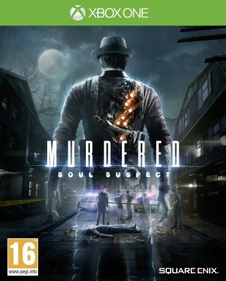 Игра Murdered: Soul Suspect (Xbox One) (eng)