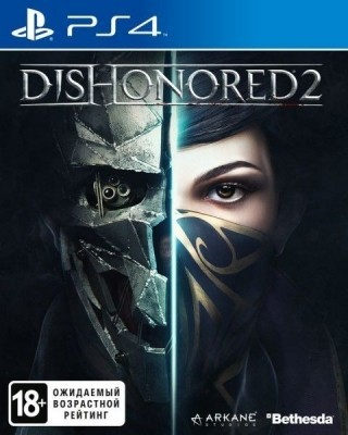 Игра Dishonored 2. Limited Edition (PS4) б/у (rus)