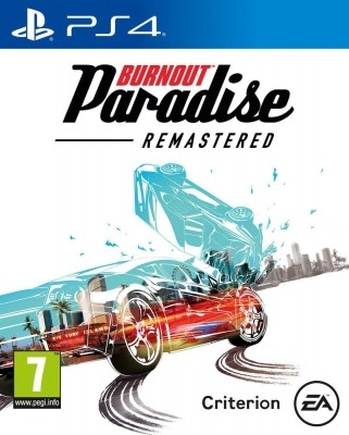 Игра Burnout Paradise Remastered (PS4) (rus)