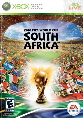 Игра FIFA 10 World Cup South Africa (Xbox 360)