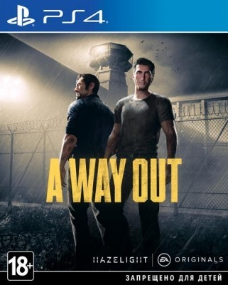 Игра A Way Out (PS4) б/у