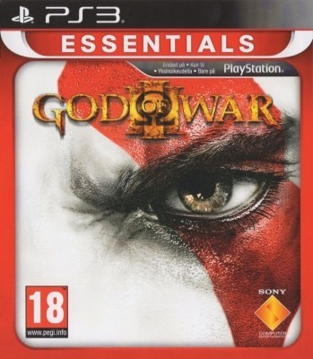 Игра God of War 3 (Essentials) (PS3) б/у (rus)