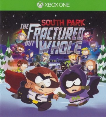 Игра South Park: The Fractured but Whole (Xbox One) б/у (rus sub)