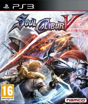Игра Soul Calibur V (PS3) б/у (eng)