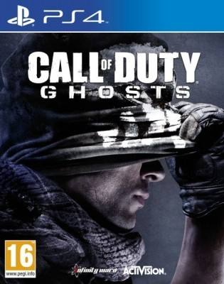 Игра Call of Duty: Ghosts (PS4) б/у