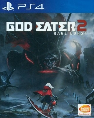 Игра God Eater 2: Rage Burst (PS4) б/у (eng)
