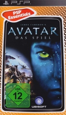 Игра James Cameron's Avatar: The Game (PSP) (б/у)