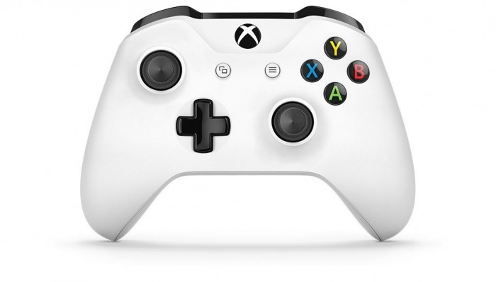 Геймпад Microsoft Controller for Xbox One белый
