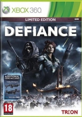 Игра Defiance - Limited Edition (Xbox 360) б/у