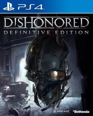 Игра Dishonored: Definitive Edition (PS4) (б/у)