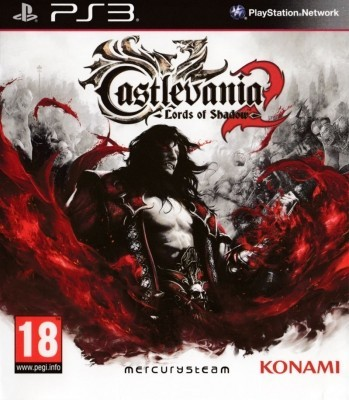 Игра Castlevania: Lords Of Shadows 2 (PS3) б/у