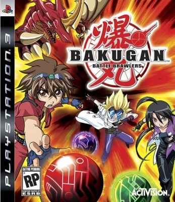 Игра Bakugan: Battle Brawlers (PS3) б/у