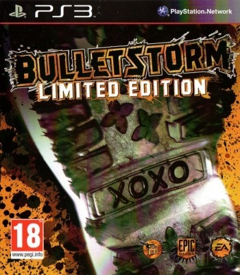 Игра Bulletstorm: Limited Edition (PS3) б/у