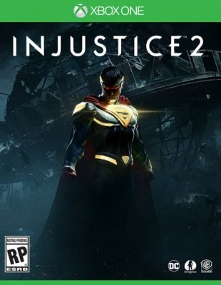 Игра Injustice 2 (Xbox One) (rus sub) б/у