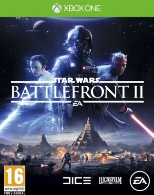Игра Star Wars: Battlefront 2 (Xbox One) б/у (rus sub)