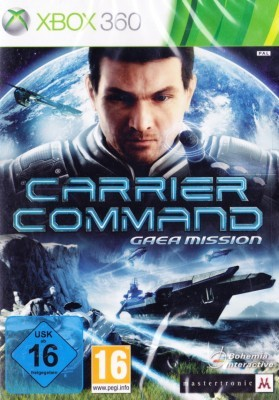 Игра Carrier Command: Gaea Mission (Xbox 360) б/у (rus)