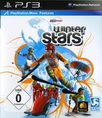 Игра Eurosport Winter Stars (PS3) (Только для Move) (eng)