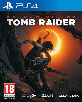 Игра Shadow of the Tomb Raider (PS4) (rus)