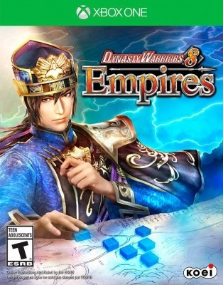 Игра Dynasty Warriors 8: Empires (Xbox One) б/у
