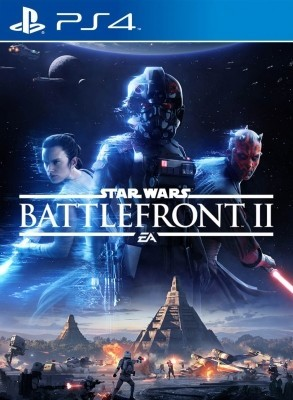 Игра Star Wars: Battlefront 2 (PS4) б/у (rus sub)