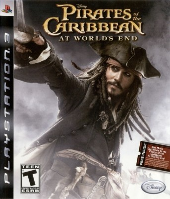 Игра Disney Pirates of the Caribbean: At World's End (PS3) (eng) б/у