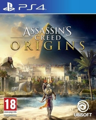 Игра Assassin's Creed: Origins (PS4) б/у (eng)