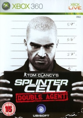 Игра Tom Clancy's Splinter Cell: Double Agent (Xbox 360) б/у (eng)