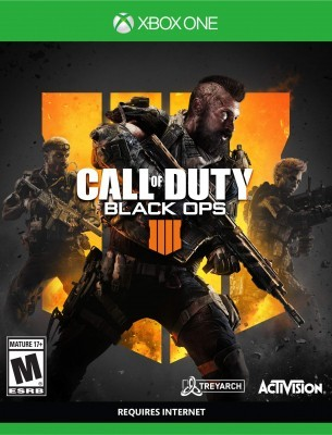 Игра Call of Duty: Black Ops 4 (Xbox One) (eng)