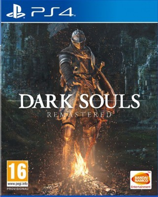 Игра Dark Souls Remastered (PS4) б/у (rus sub)