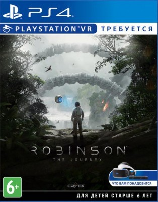 Игра Robinson: The Journey (только для VR) (PS4) б/у
