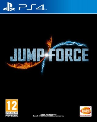 Игра Jump Force (PS4) (rus sub)