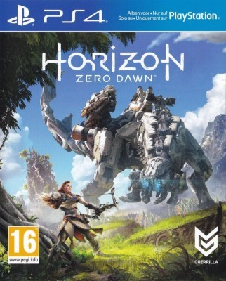 Игра Horizon Zero Dawn (PS4) б/у (eng)