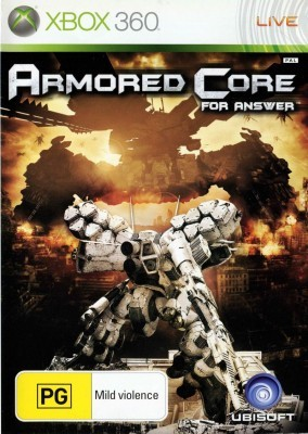 Игра Armored Core: For Answer (Xbox 360) б/у