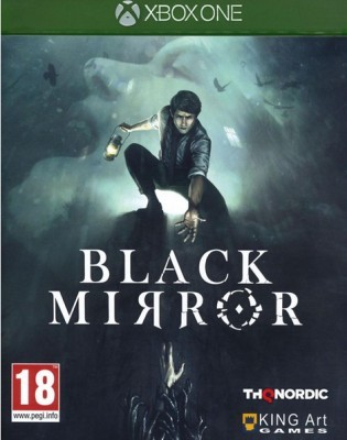 Игра Black Mirror (Xbox One) б/у
