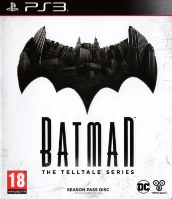 Игра Batman: The Telltale Series (PS3) б/у (rus sub)