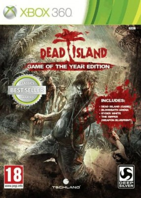 Игра Dead Island: Game of the Year Edition (Xbox 360) (eng)