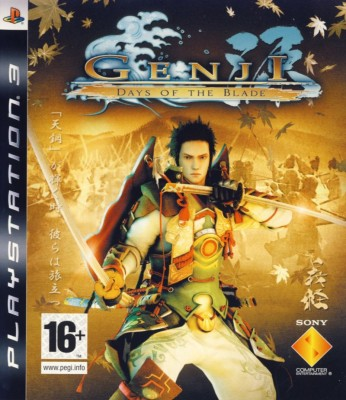 Игра Genji: Days of the Blade (PS3) б/у (eng)
